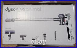 NEW IN BOX Dyson V6 Animal Cordless Vacuum NO RESERVE