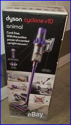 New Cyclone V10 Animal Cordless Bagless Stick Vacuum Cleaner Durable Portable