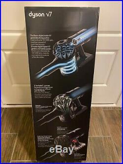 New & Sealed Dyson V7 Motorhead Origin Cordless Vacuum Cleaner Nickel/Purple