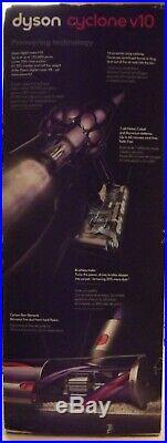 NewithSealed Dyson Cyclone V10 Animal Vacuum YJ5-US-KDB1704A