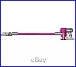 Sealed Dyson V6 Motorhead Vacuum Handheld Stick with Tools & Warranty Iron/Fuchsia